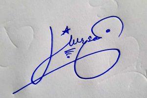 Hussian Signature Styles